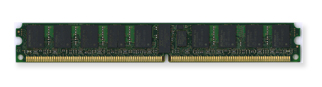 DDR2 Very Low Profile Registered DIMM