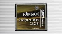 Kingston FlashMedia CF